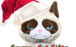 Grumpy Cat Gifts for Christmas 2016