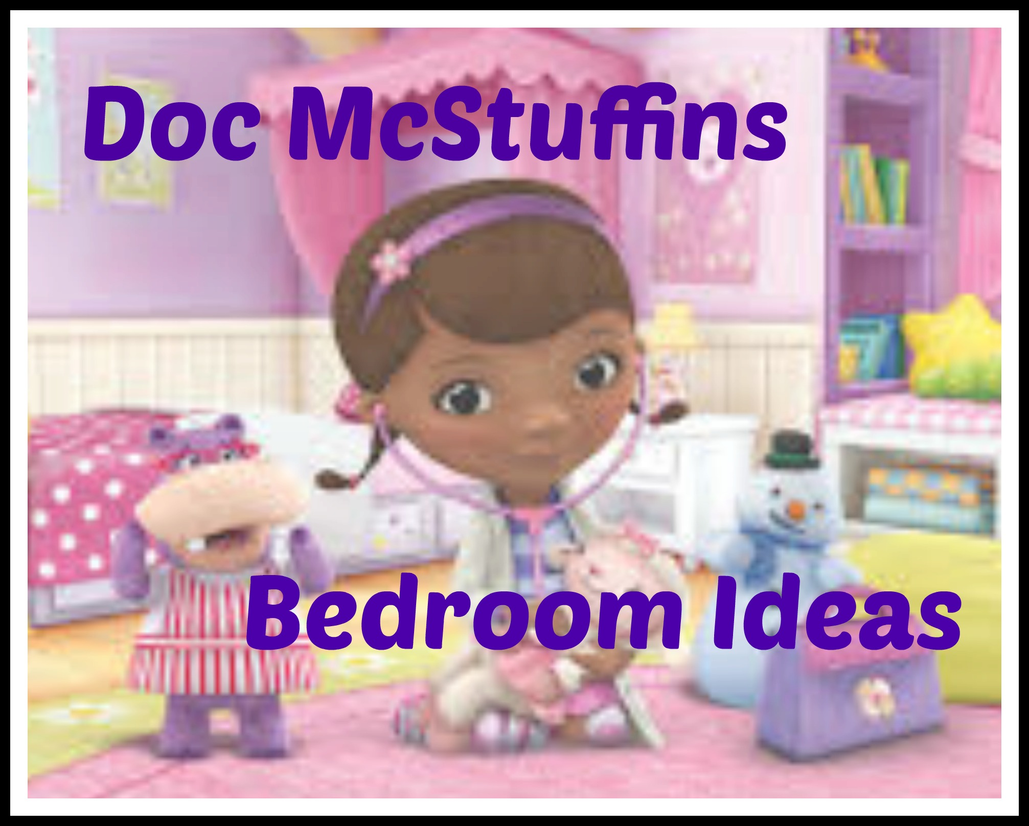 Doc McStuffins Bedding Sets for Christmas 2015