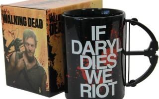 Cool Daryl Dixon Walking Dead Mugs