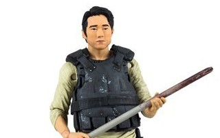 Walking Dead Glenn Action Figure