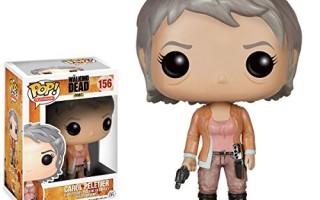 Walking Dead Funko Pop Figures Carol