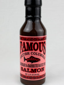 Famous Marinade and BBQ Sauce for Salmon[front]