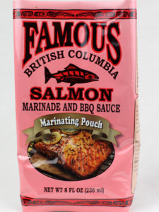 Famous Salmon Marinade and BBQ Sauce[front]