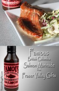Famous BC Salmon Marinade