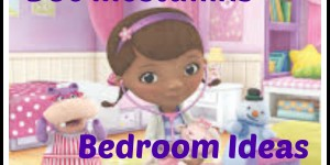 Doc McStuffins Bedding Sets and Room Decor for Christmas 2015