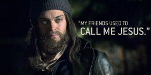 The Walking Dead Jesus Character Figure